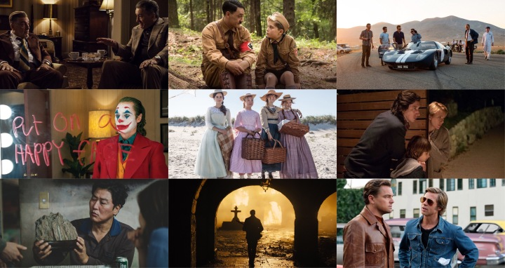 Ashley Ranks…The 92nd Academy Award Best Picture Nominees