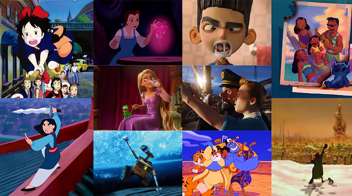 Ashley Ranks… AnimatedMovies